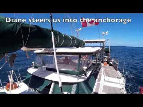 2015 06 04 Galapagos to Tahiti Video