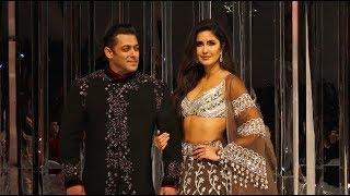 LIVE : Salman Khan & Katrina Kaif RAMP WALK At Manish Malhotra Fashion Show 2018