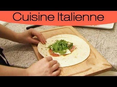 recette-:-le-wrap-à-l'italienne