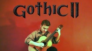 �������� ���� Gothic II - City of Khorinis Guitar Cover ������