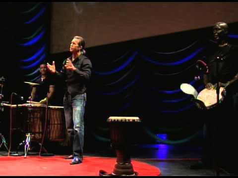 Building Connections through Group Drumming: Dale Monnin at TEDxSanAntonio 2012