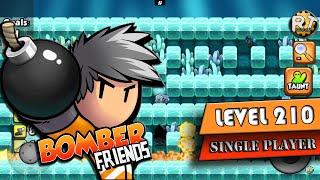 Bomber Friends - Single Player Level 210 screenshot 5
