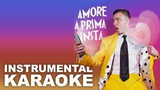 Shade: AMORE A PRIMA INSTA (Karaoke - Instrumental)