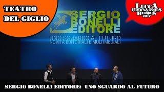 [Lucca Comics & Games] Sergio Bonelli Editore: uno sguardo al fututro thumbnail