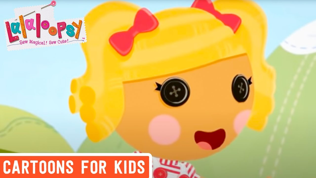 Lalaloopsy Bea Spells A Lot And The Pet Talent Show We Re Lalaloopsy Now Streaming On Netflix Youtube