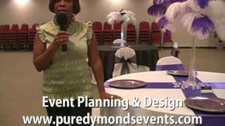 Tricia Epps Of Pure Dymonds Events