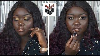 Nude Lipsticks for Dark Skin? | Mented Cosmetics