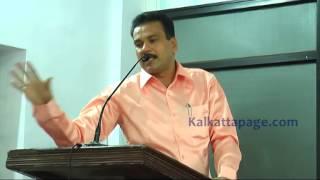 'Karnataka State Media' Award Recevid Mr. Rons Bantwal Speech at Bantwal Press Club