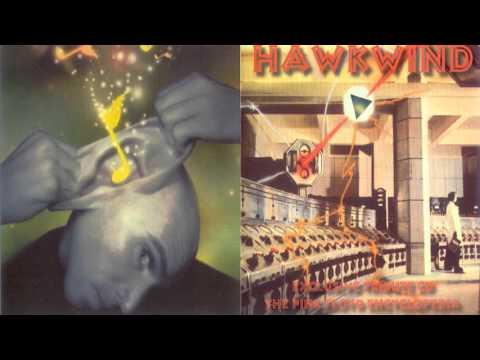 HAWKWIND 1998   Exclusive Tribute CD The Pink Floyd Encyclopedia