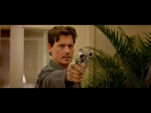 21 Jump Street - Hotel Room Shootout Scene *Johnny Depp Cameo* (1080p)
