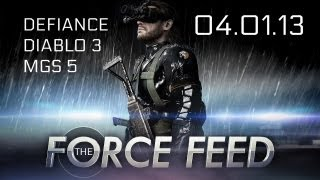 The Force Feed - Metal Gear Solid 5 to Reinvent the Franchise