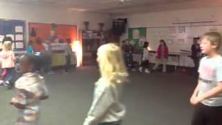 3rd Grade-GL-Funga Alafia with drum ostinato