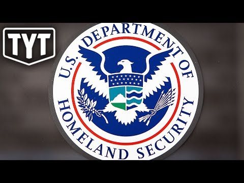 Homeland Security Releases Bizarre Statement