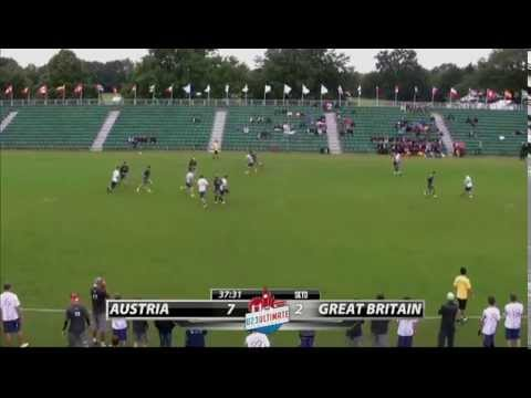 WU23 2015 | Austria vs Great Britian (Open) RE UPLOAD