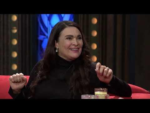 1. Mahulena Bočanová - Show Jana Krause 14. 11. 2018