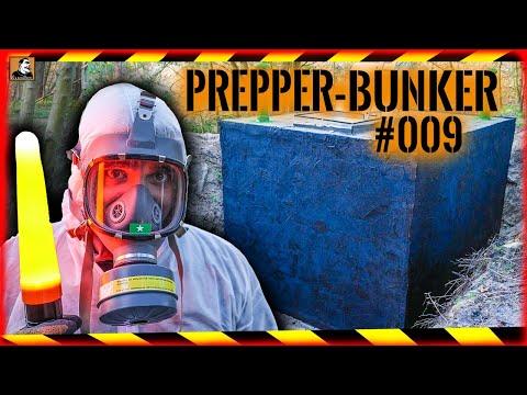 ???? PREPPER BUNKER #009 | Bald mit GEHEIMTUNNEL? | Abdichten & ESKALIEREN | Survival Mattin