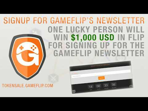 Sponsored ICO Review: GameFlip - Buying & Selling of Digital Goods For Gamers On the Blockchain