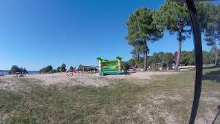 Camping Siblu La Réserve : Découverte de la plage