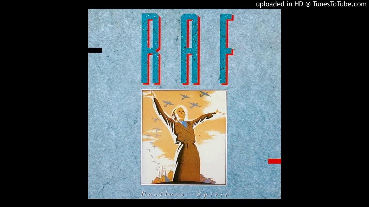RAF aka R A F  (UK) - Woman Like You 🎧HQ🎧 ROCK / AOR in CASCAIS