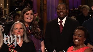Late Night Laughs: SNL's Mother's Day cold open, annotated