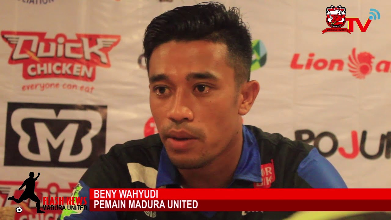 Pre-Match Press Conference MADURA UNITED VS PERSIJA
