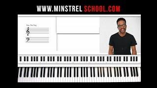 Freddie Freeloader - Wynton Kelly Piano Solo Style