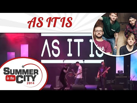 AS IT IS LIVE at SitC 2014