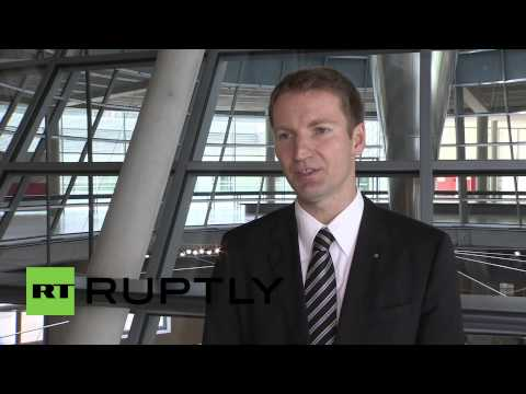 Germany: Maybe it's time for Germany to spy on NSA and CIA, says German MP