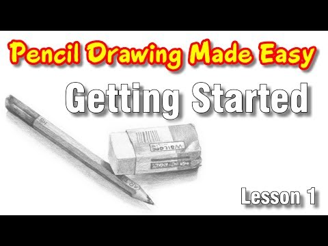 Learn to Draw - How to Draw - Pencil Drawing Basics