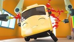 Buster wechselt die Farbe - Go Buster | Karikatur und Kinderlieder | Moonbug Kids Deutsch