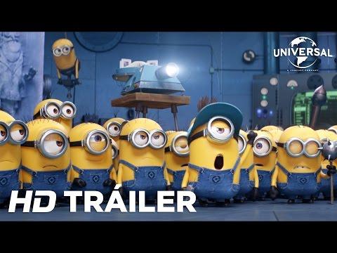 Gru 3 – Mi Villano Favorito Tráiler Oficial 2 (Universal Pictures) HD