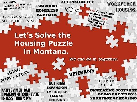 2017 Montana Housing Day at the Rotunda