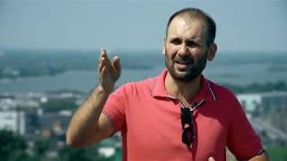 Географ Алексей Камерзанов. 15 минутный очерк о том, как я начинал путешествия)