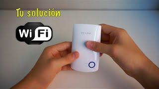 resuelve tus problemas de conexin   tp link tl wa854re wifi extender   review e instalacin