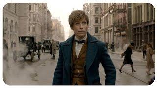 Fantastic Beasts and Where to Find Them   Teaser Trailer  HD.. трейлеры мультиков.