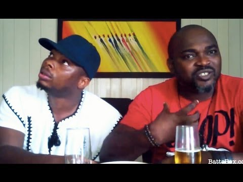 """Two Angry Men - """"Fans Against Stupid Nigeria Musicians!"""""""