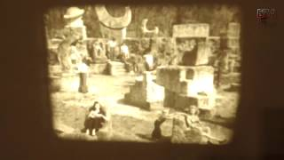 VERY rare footage of Coral Castle and Edward Leedskalnin