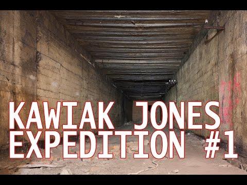 RICHARD EXPLORATION Abandoned factory & Nuclear Waste Deposit - Kawiak Jones Expedition #1