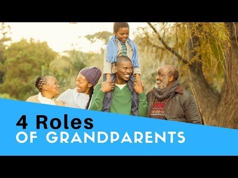 4 Roles of Grandparents
