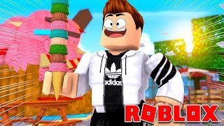 10,000 ICE BALLS FOOD IN ROBLOX