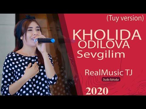 Kholida Odilova - Sevgilim | Холида Одилова - Севгилим | (Tuy version)