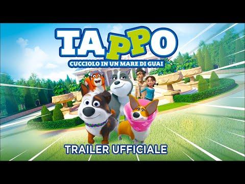 Tappo - cucciolo in un mare di guai. Trailer italiano ufficiale [HD]