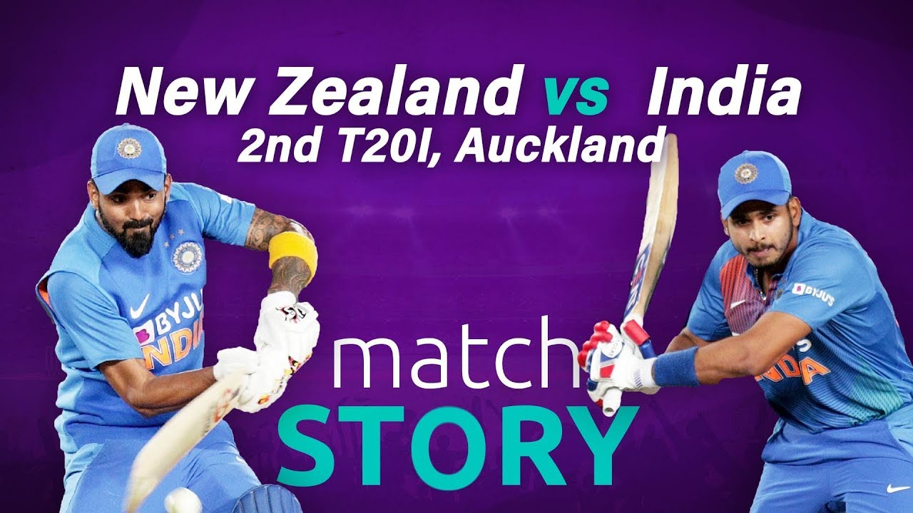 Photo of NZ v IND, 2nd T20I, History of the match: Clinical India goes up 2-0 – Cricbuzz