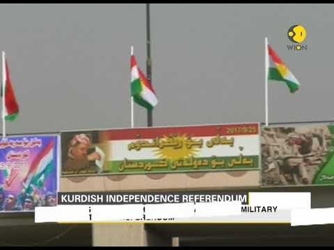 US firmly opposes Kurdistan independence referendum