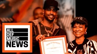 Big Sean is Helping Students Become Music Industry Pros