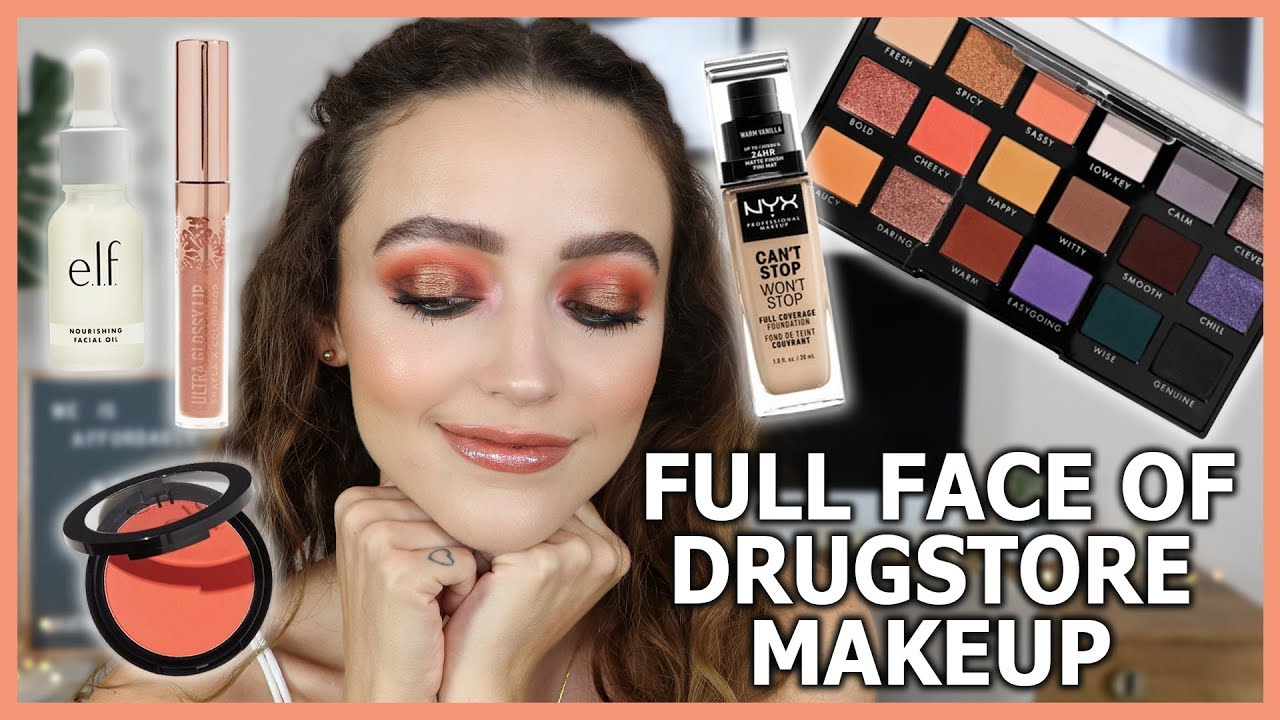 E.L.F OPPOSITES ATTRACT PALETTE   Look + First Impressions - Full Face Drugstore