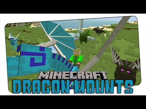 how to ride a dragon in minecraft xbox one