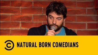 Stand Up Comedy: L'andrologo - Stefano Rapone - NBC - Comedy Central