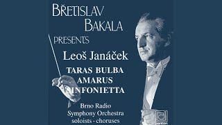 Taras Bulba. Rhapsody for Orchestra - The Death of Ostap