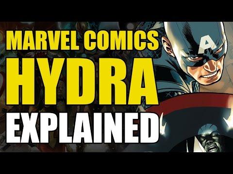 Marvel Comics: Hydra Explained